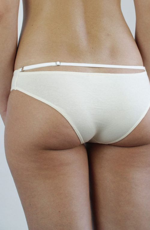 talk under light (mia) organic cotton briefs