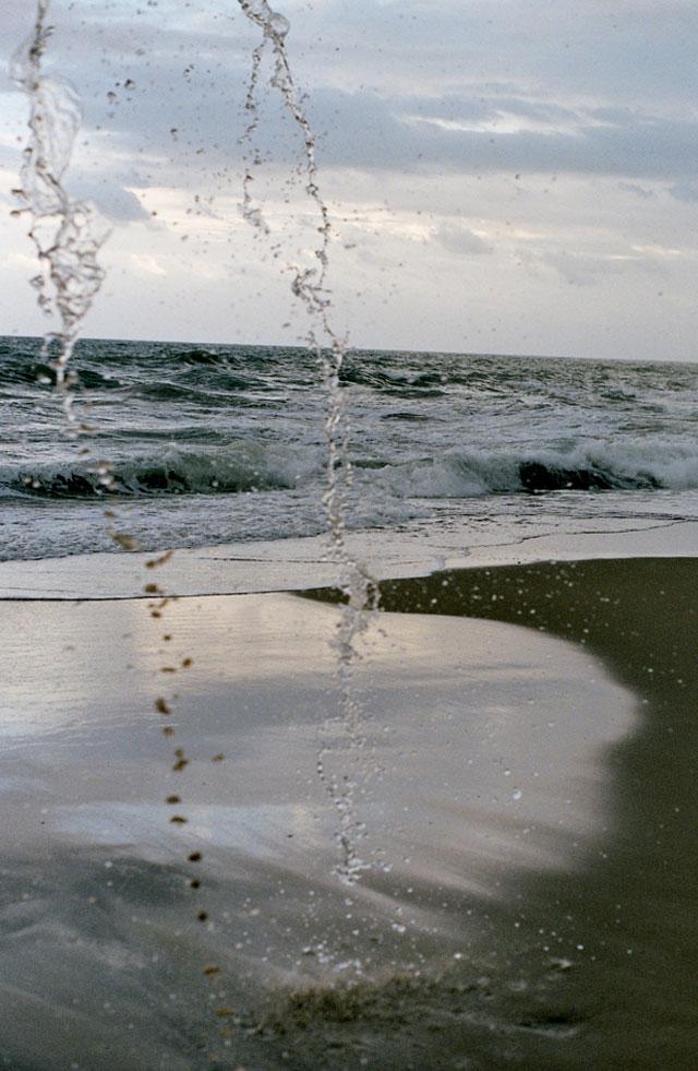 talk under light en el mar