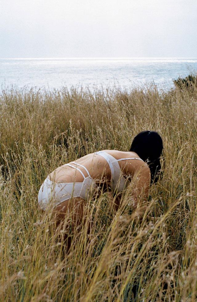 braguita y sujetador algodón orgánico talk under light mar